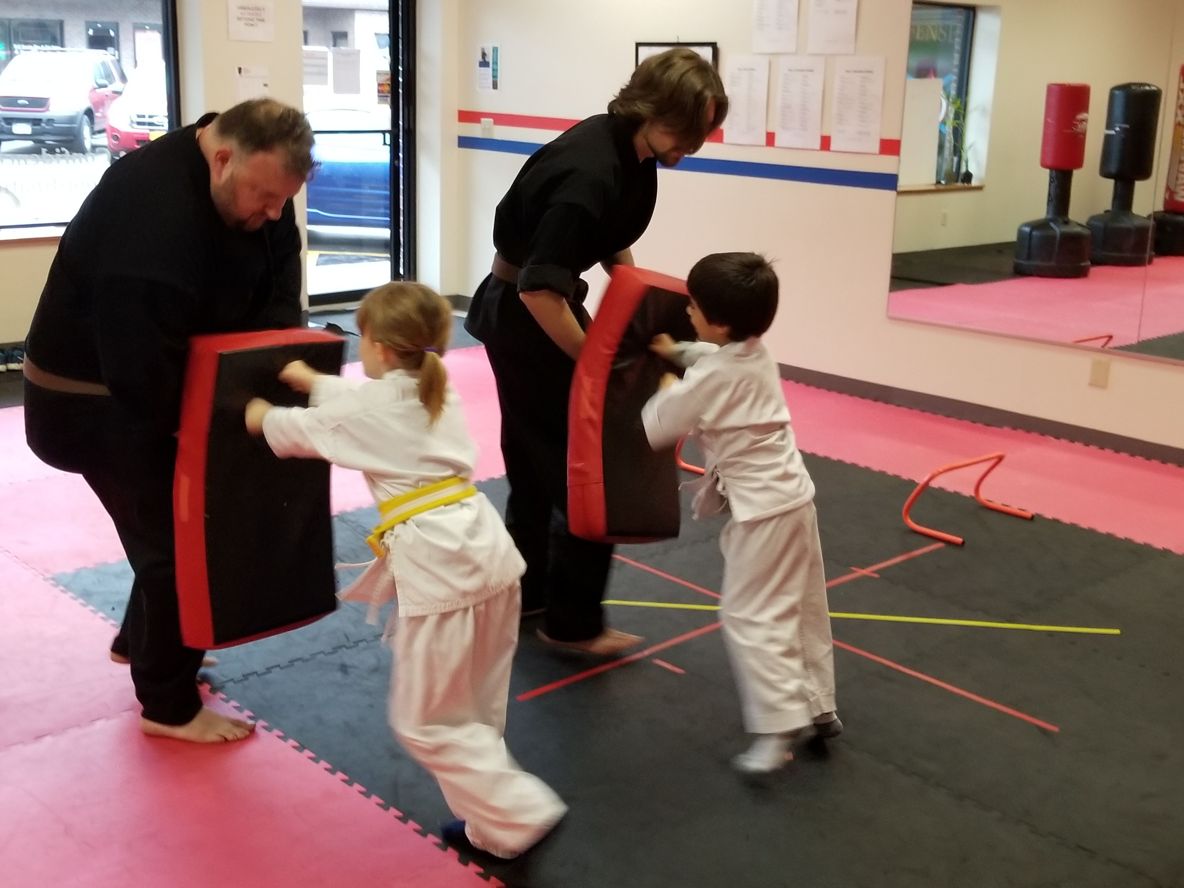 Kids Karate Classes in Buffalo, NY