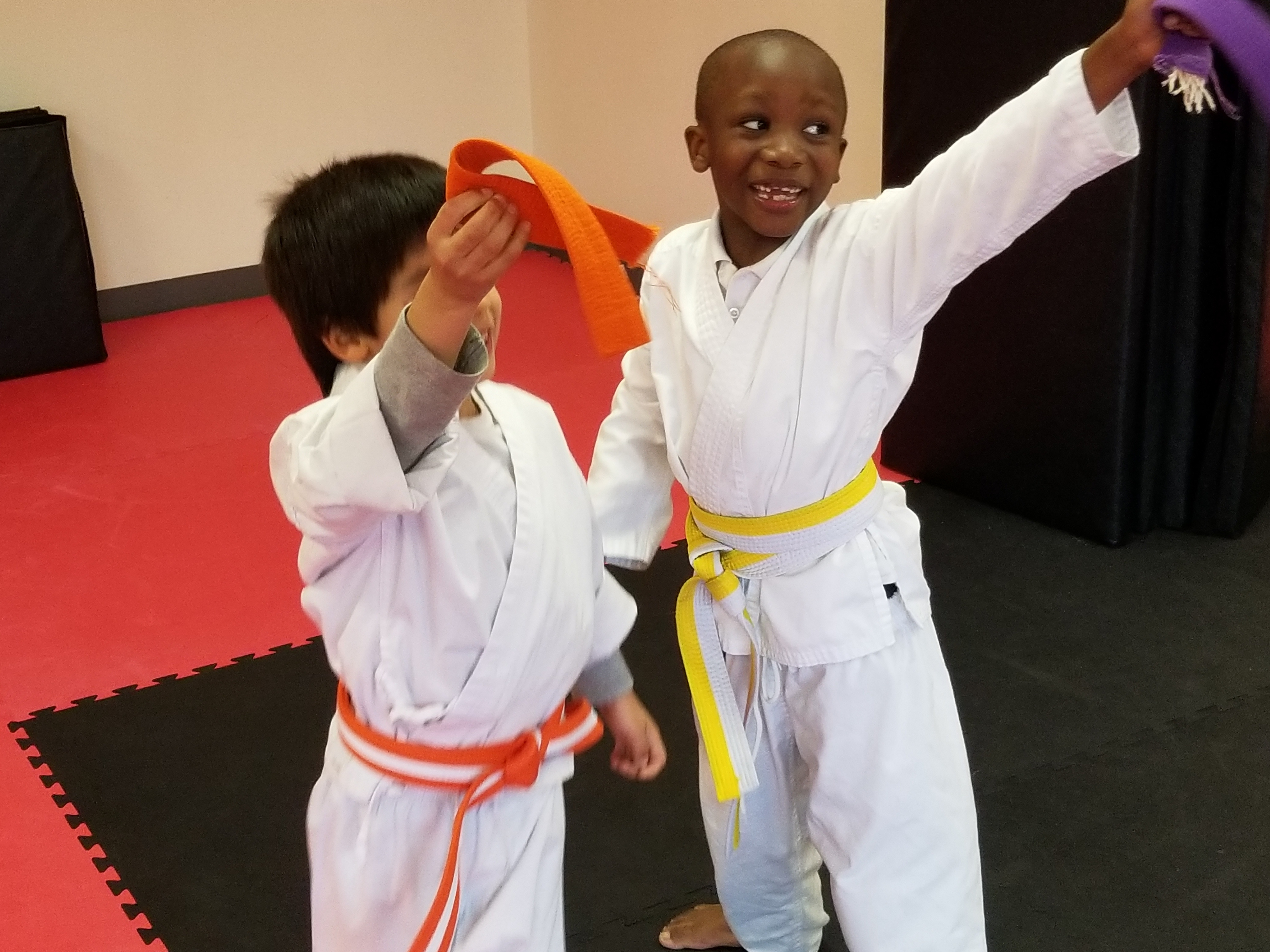 Buffalo NY Youth Martial Arts Lessons and Karate Classes