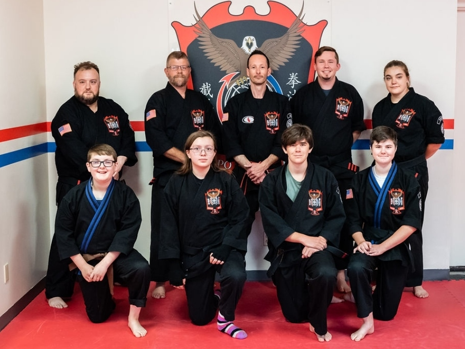Martial Arts Instructors for Kenpo Self-Defense Studio