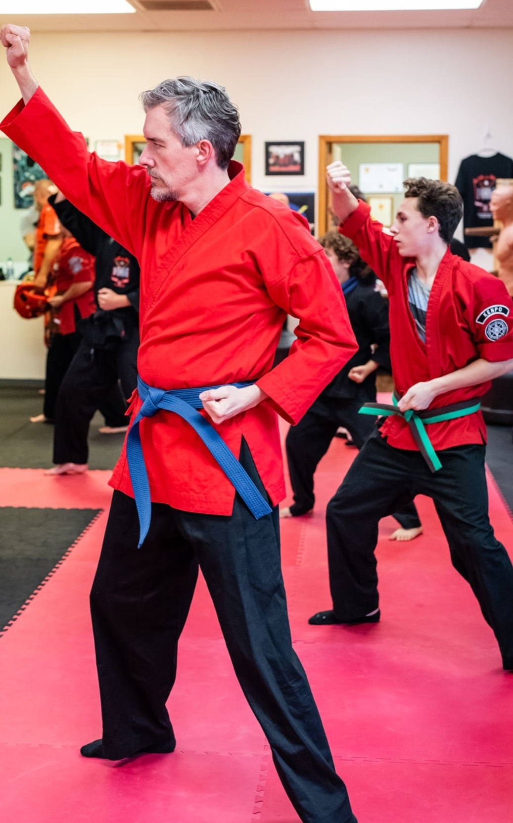 Schedule a Free Martial Arts Lesson in Tonawanda, NY